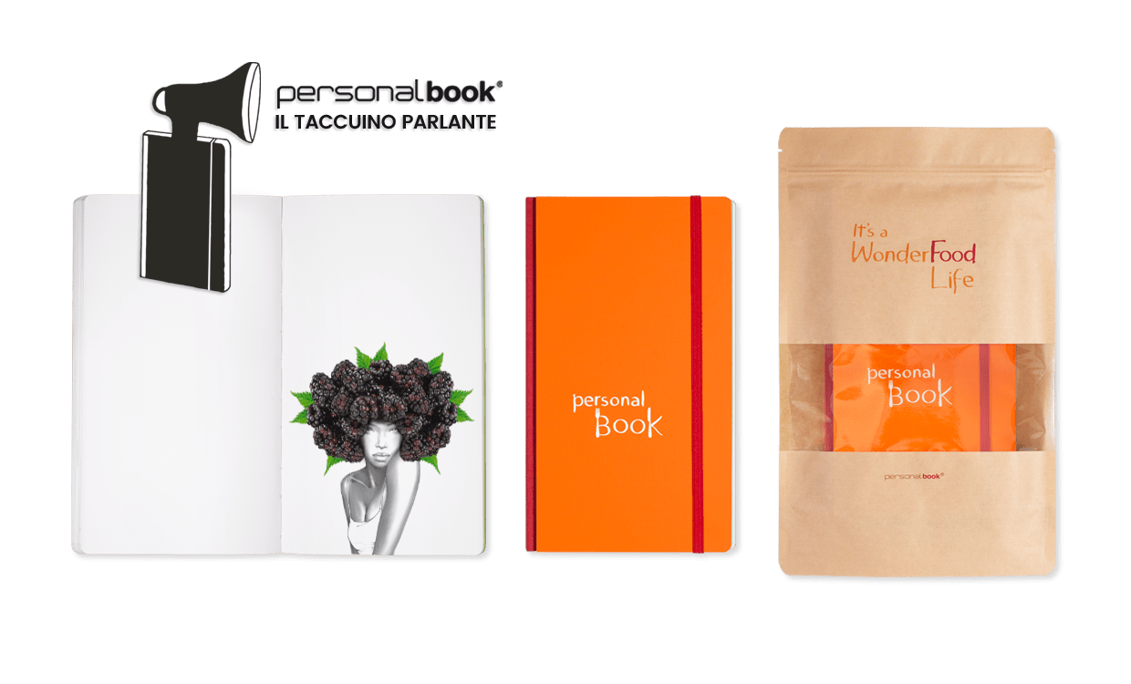 personalbook food