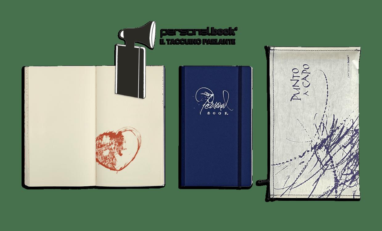personalbook scrittura